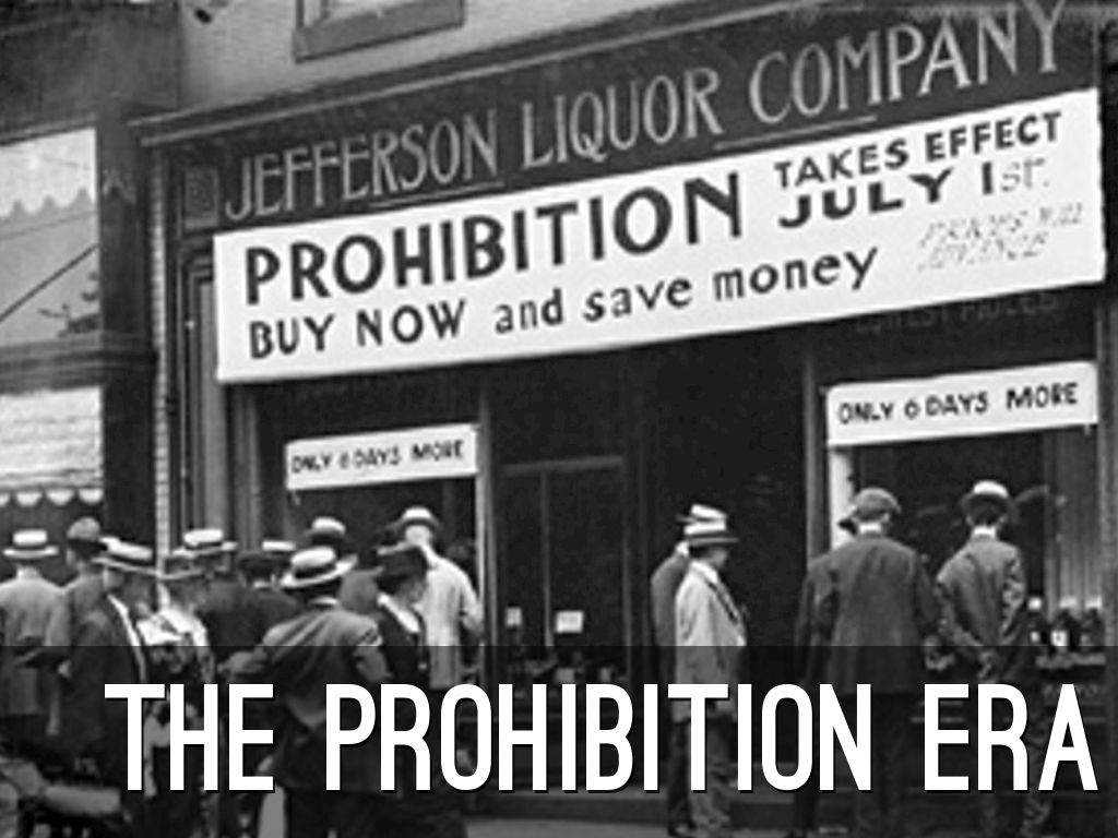 the effects of prohibition of certain substances in the united states Why was the prohibition of intoxicating liquor enacted through a united-states constitution drugs amendment and possessing certain substances.