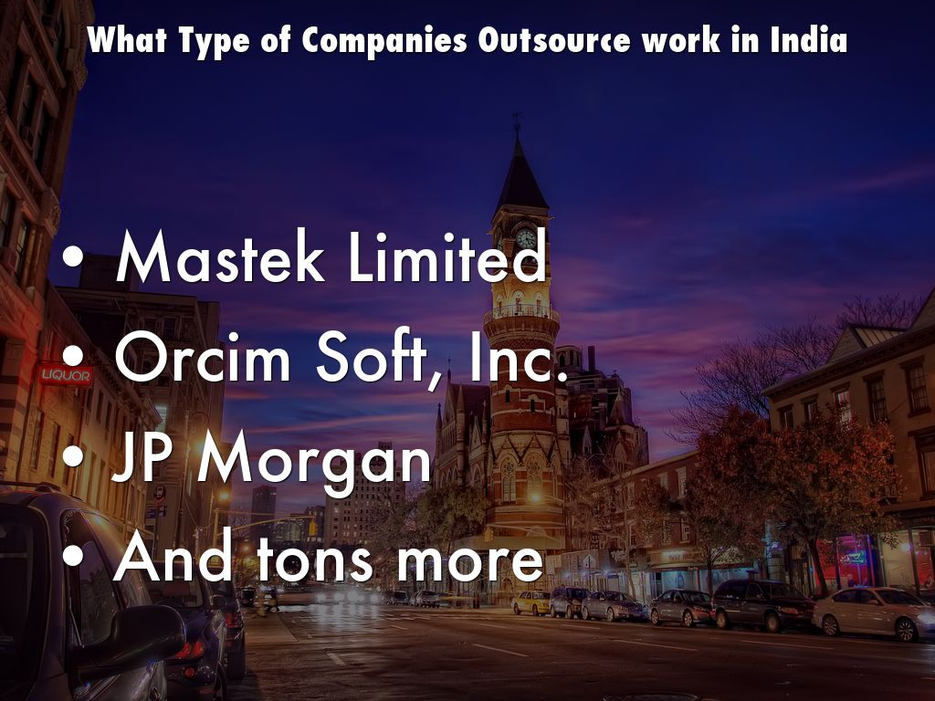 bpo affects in bangalore The main negative effect of outsourcing is it increases unlike technology outsourcing, there is a much smaller wage discrepancy between call center workers in the united states and.