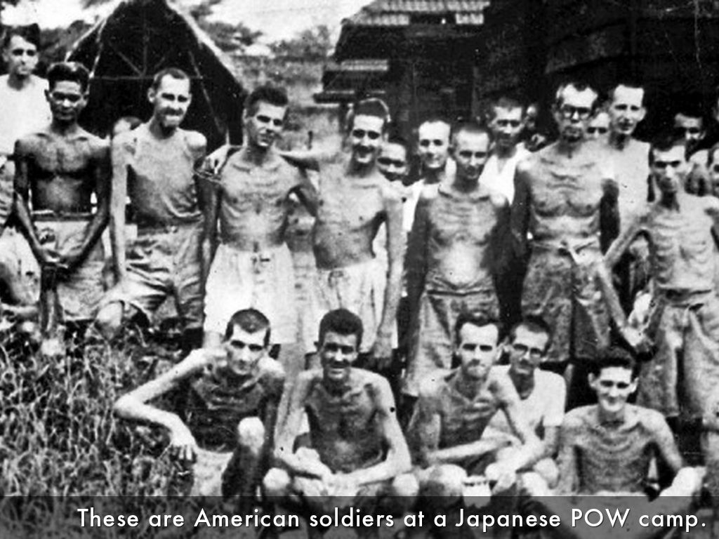 a look at the treatment of the prisoner of war pow during world war ii