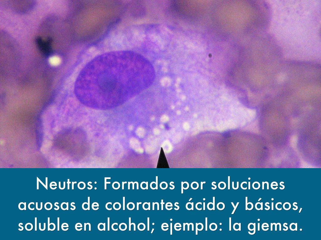 sustancias de origen químico o biológico generalmente