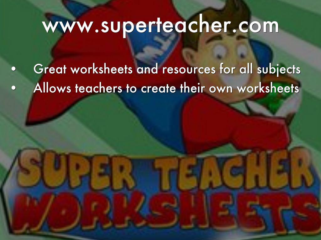 Fine Www.superteacher.com Gift - Worksheet Math Ideas - ceba.info