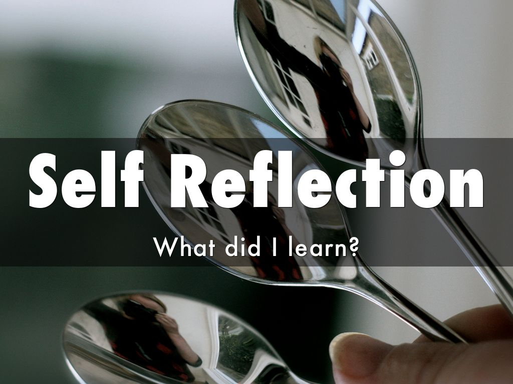 self reflection bsb124