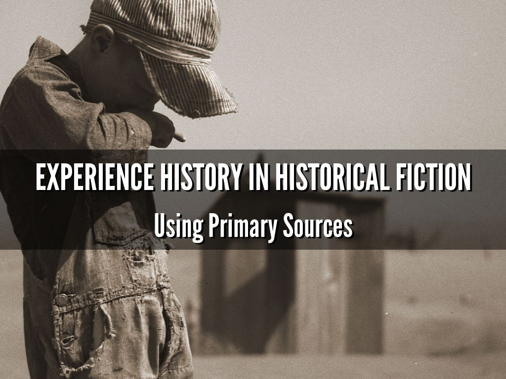 ELSD Connect Primary Sources: Connecting history to historical fiction