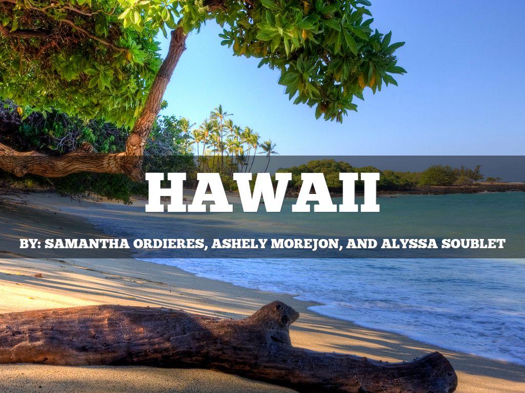 Hawaii (Spanish)