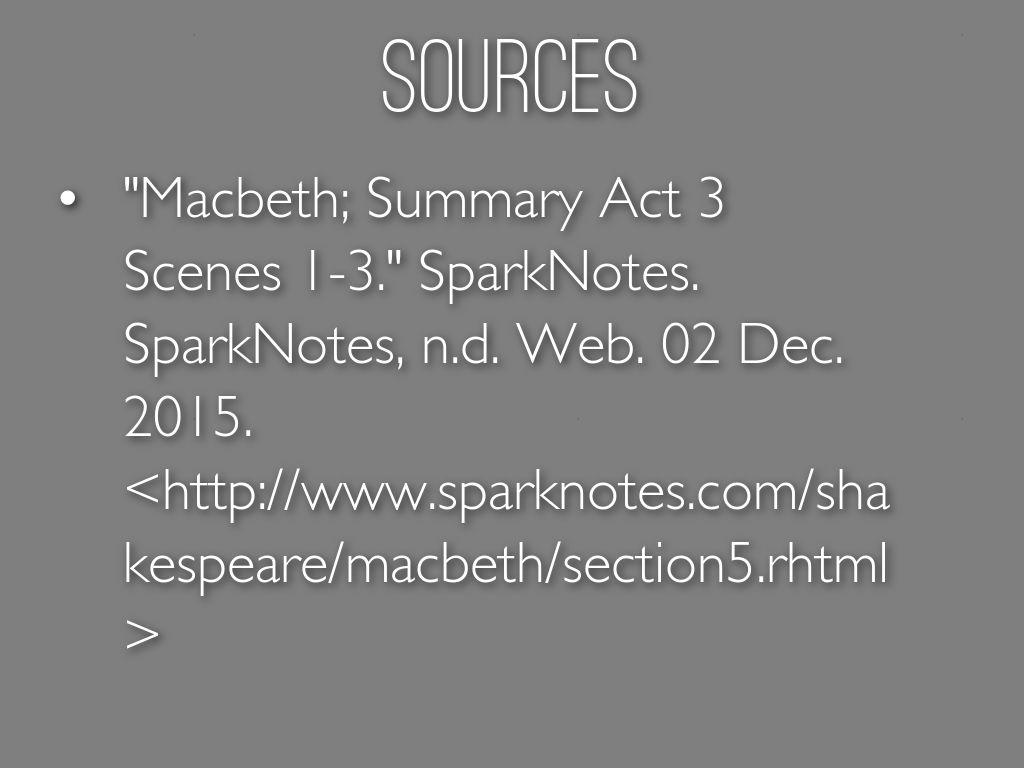 MACBETH by solidgamerdj