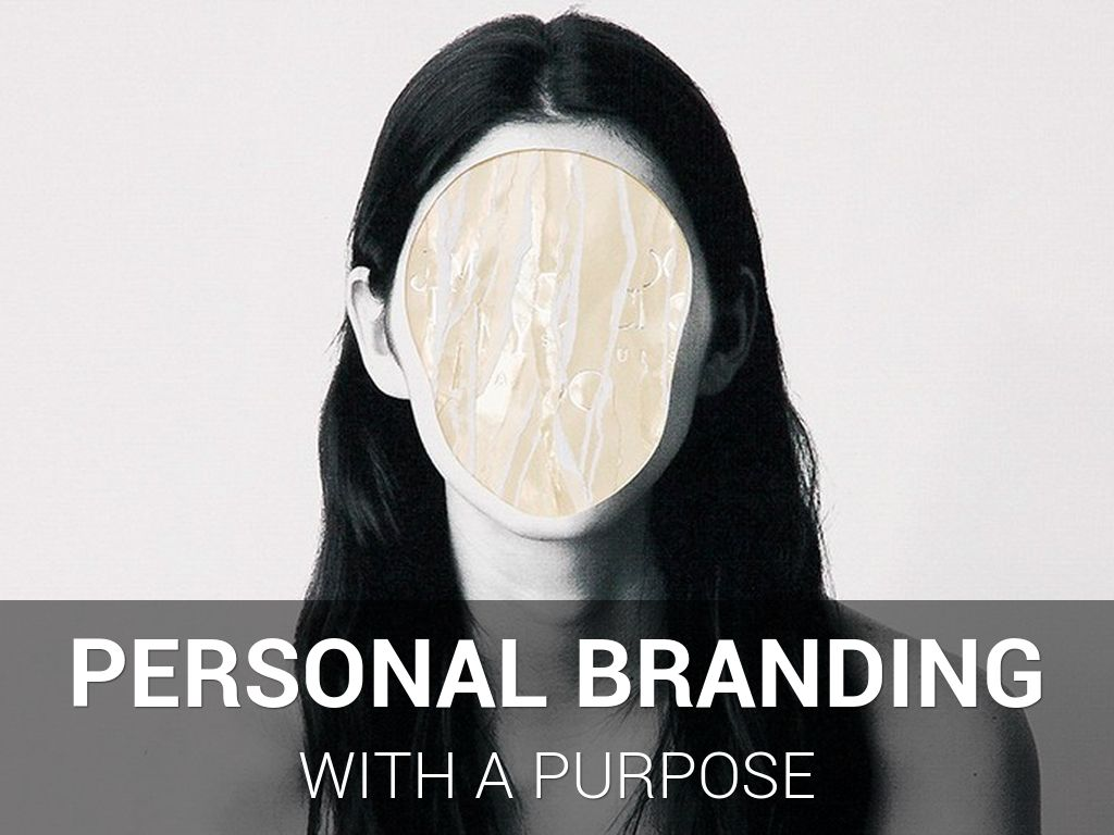 Personal branding with a purpose by Colleen A Hofmann