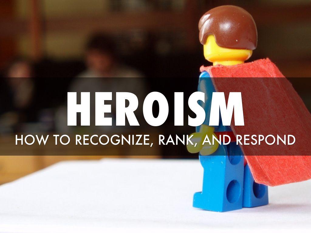 We Need A Hero
