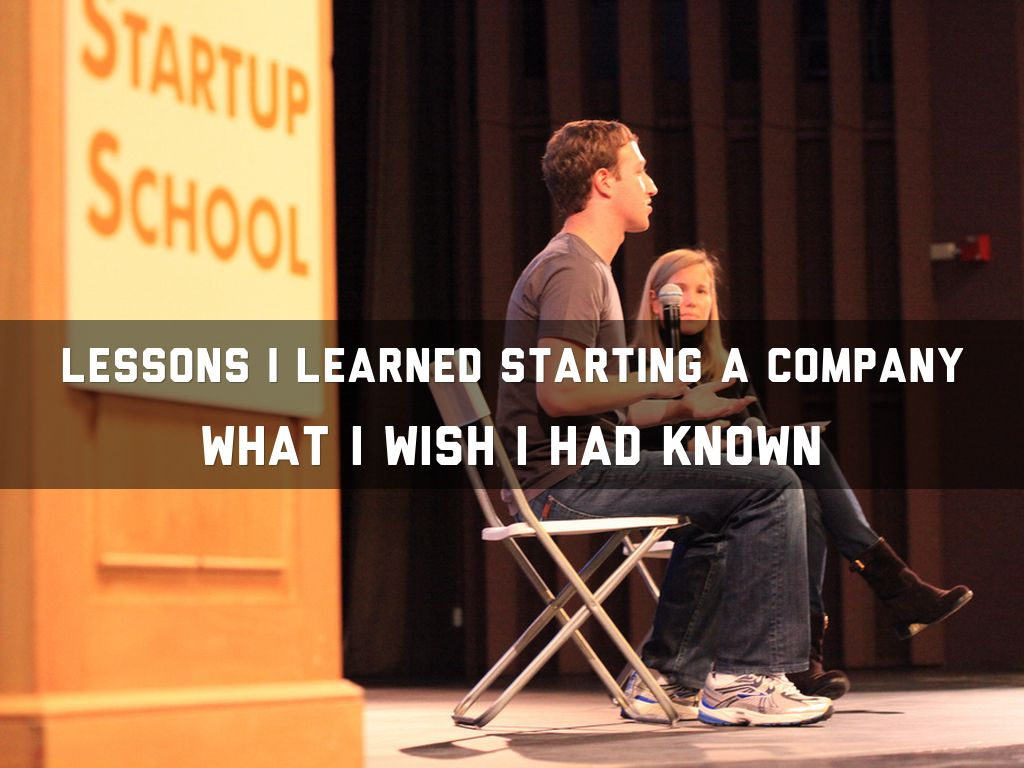 What I Wish I Knew Before Starting My First Startup