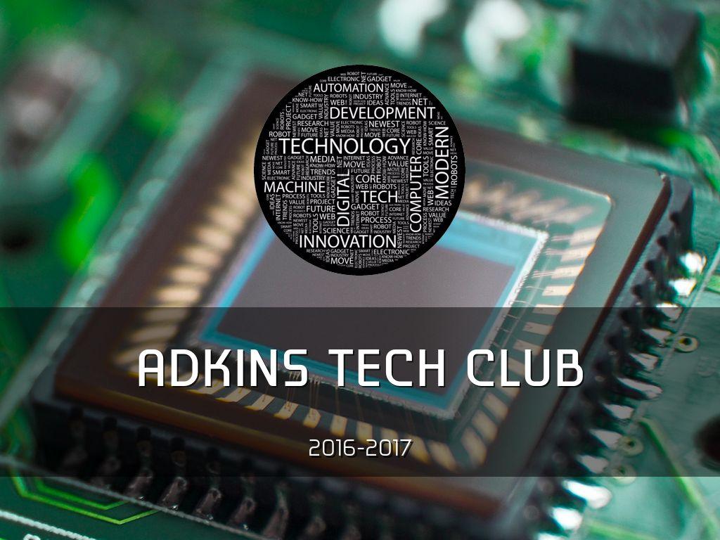 Adkins Tech Club