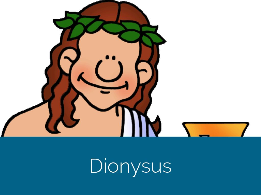 dionysus essay Dionysus is the symbol of drunkenness or, rather, nietzsche cites drunkenness as his identification of what dionysus stands for: wild, primeval feelings, orgiastic joy, the dark, the savage, the unintelligible element in man — ie, the symbol of emotion.