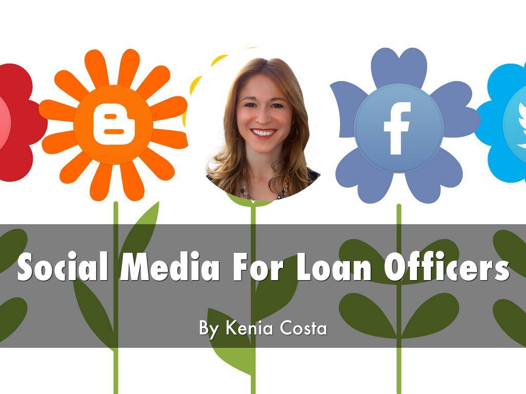 Social Media For Loan Officers