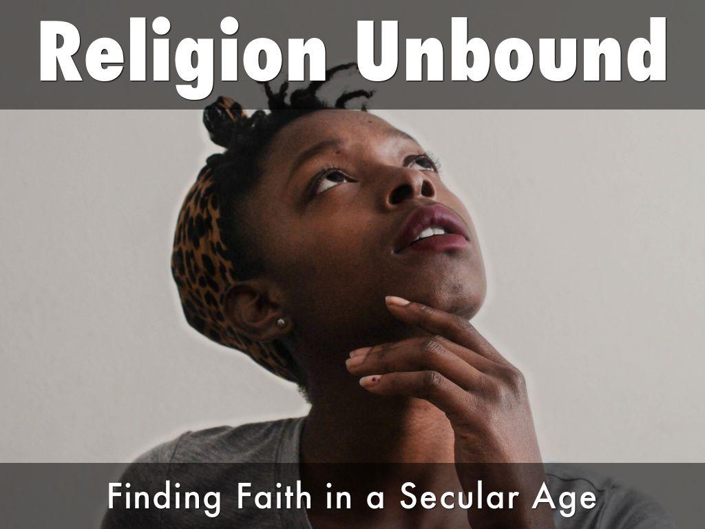 Religion Unbound