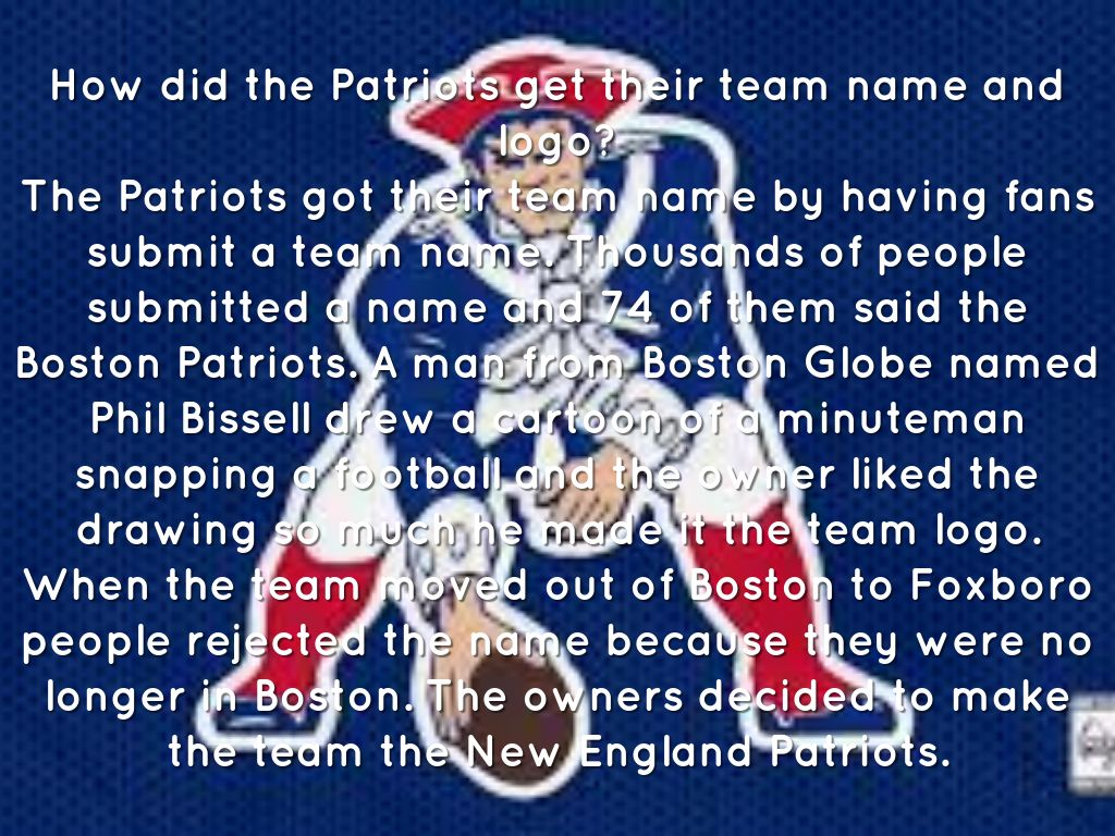 History of the new england patriots by 2019476 5 voltagebd Gallery