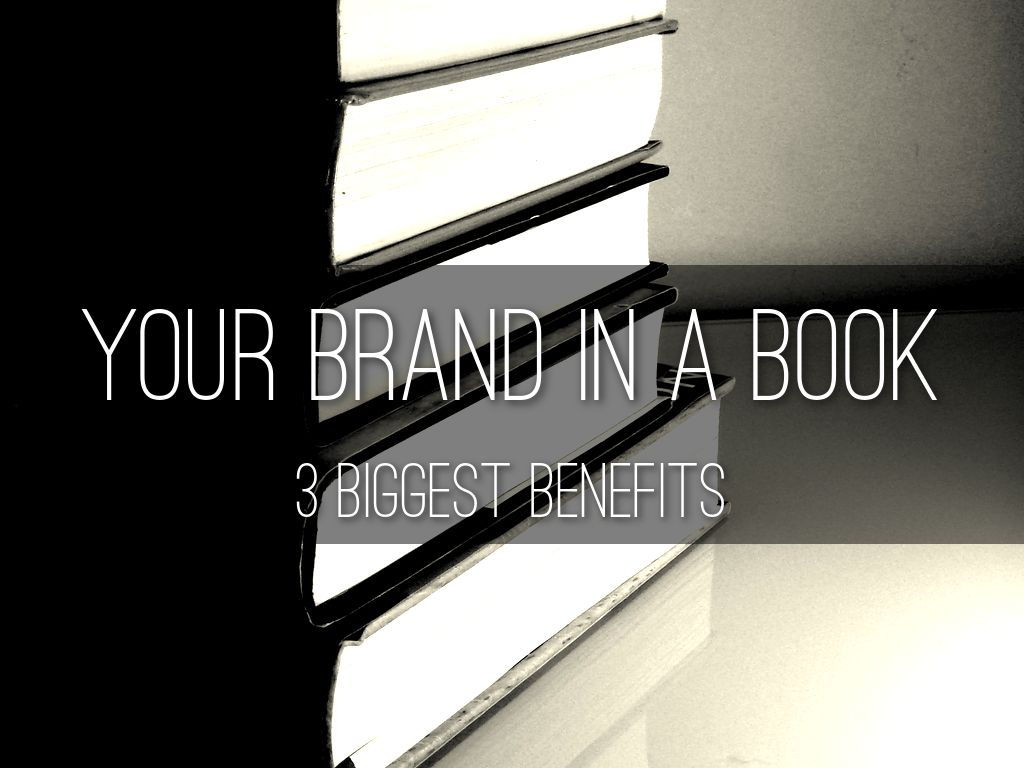 Your Brand in a Book WEBI