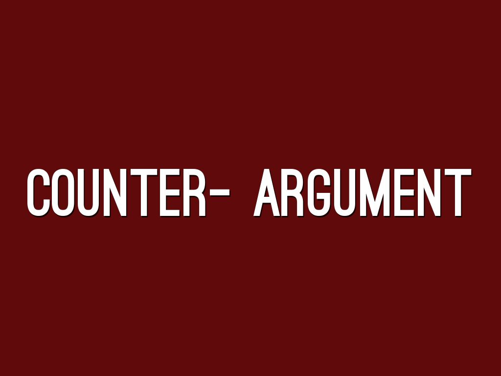 counter argument refutation animal testing Animal experimentation, once presumably necessary, has become outdated   common rebuttal statements are that is better to test on animals.