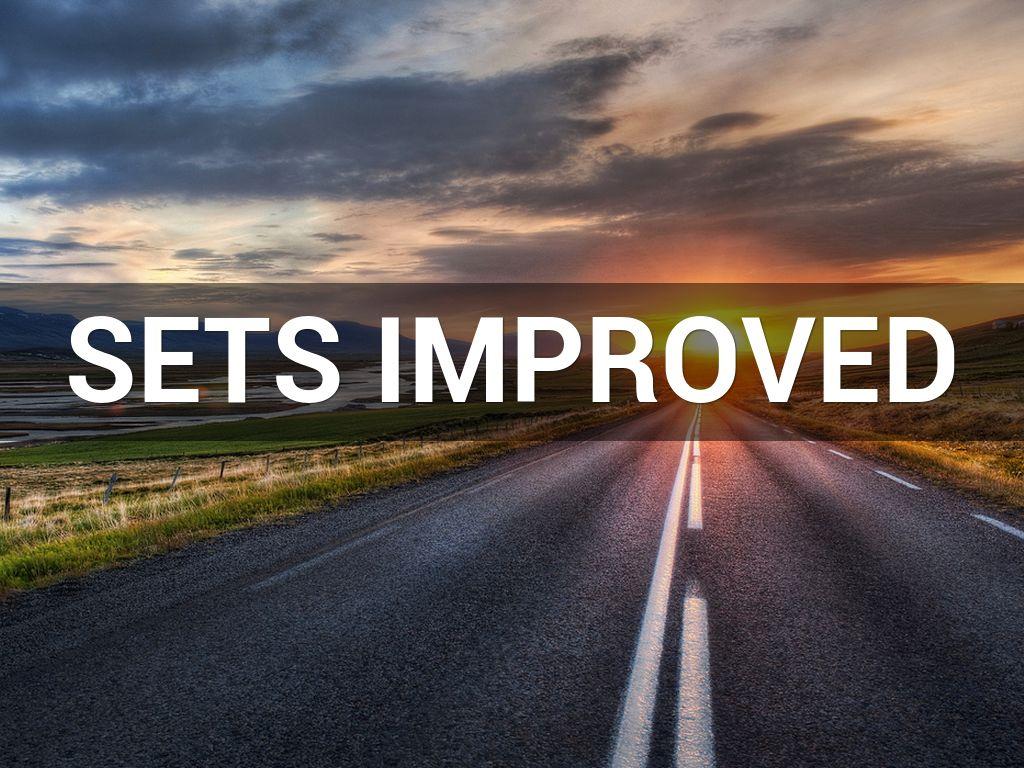 SETS Improved