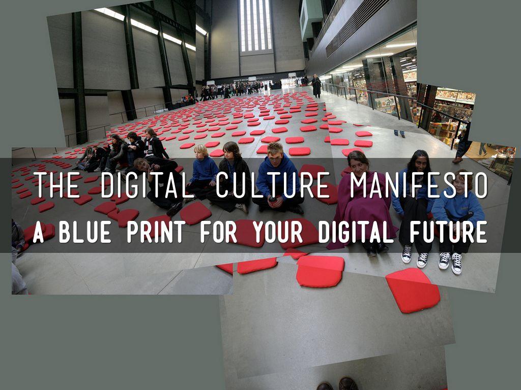 thedigitalculturemanifesto