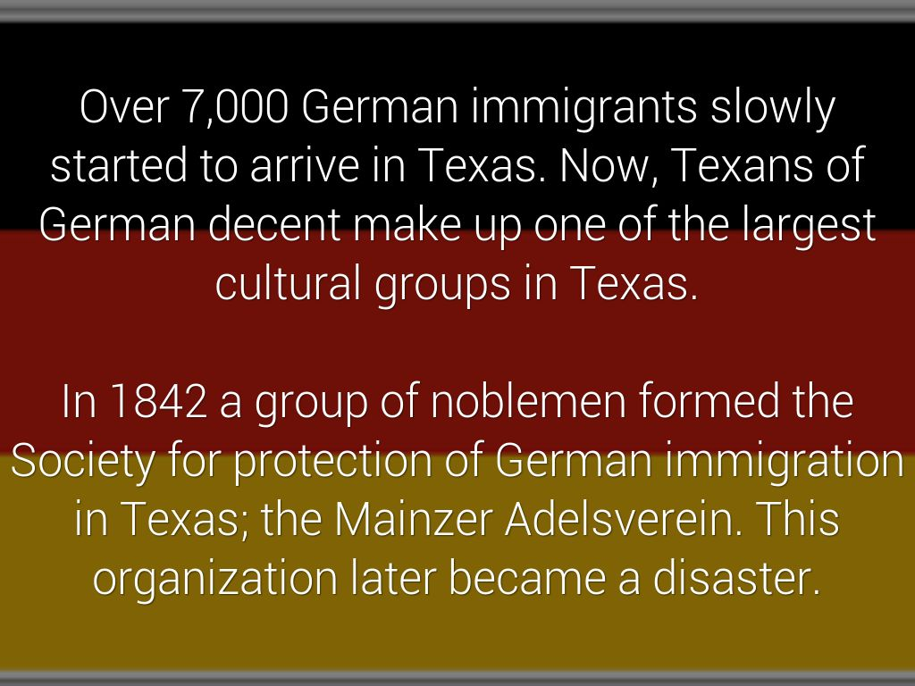 german immigration Mexico, which shares a nearly 2,000-mile border with the us, is the source of the largest wave of immigration in history from a single country to the united states.
