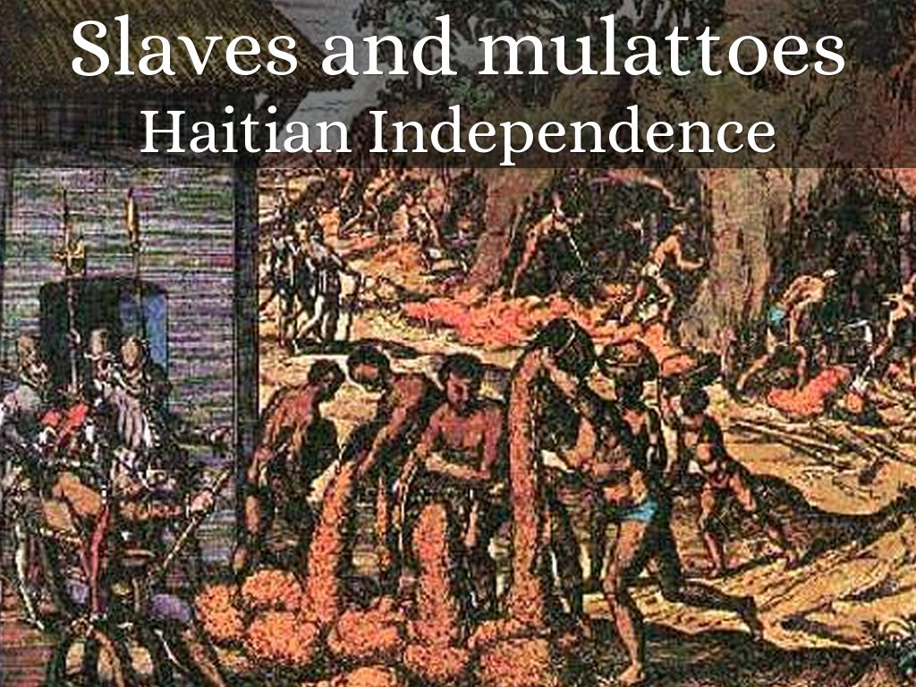 mulatto slavery and adroitly ties georges