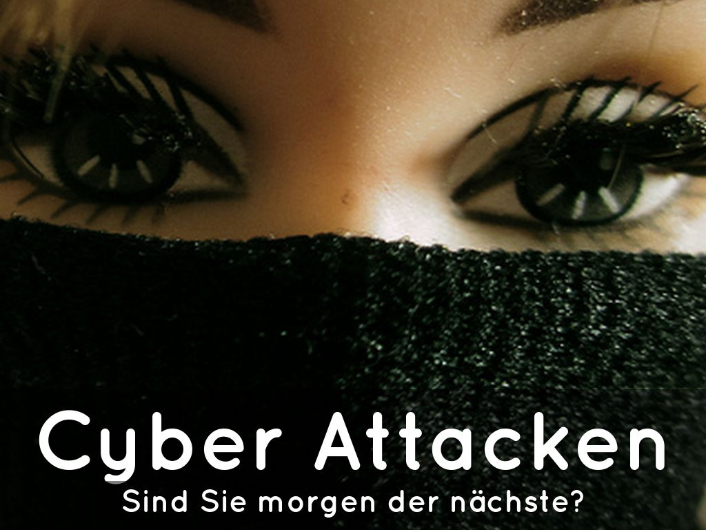 Cyber Attacken