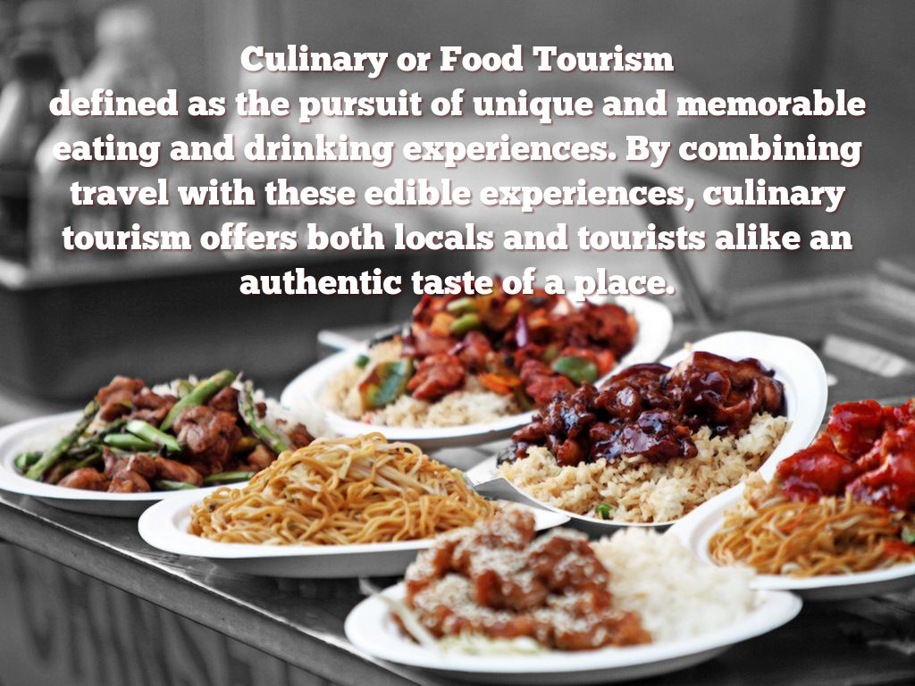 food tourism Follow the food tour pros blog for the latest tourism and culinary business trends, practical business advice and insider tips from our successful tour owners.