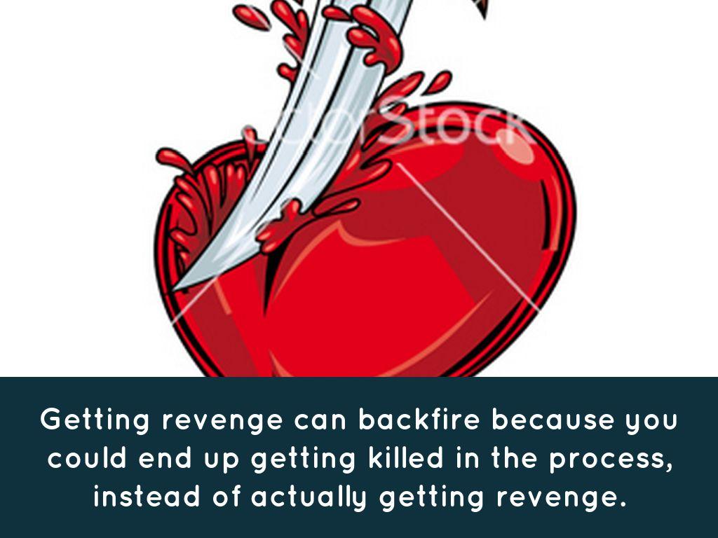 romeo and juliet revenge essay