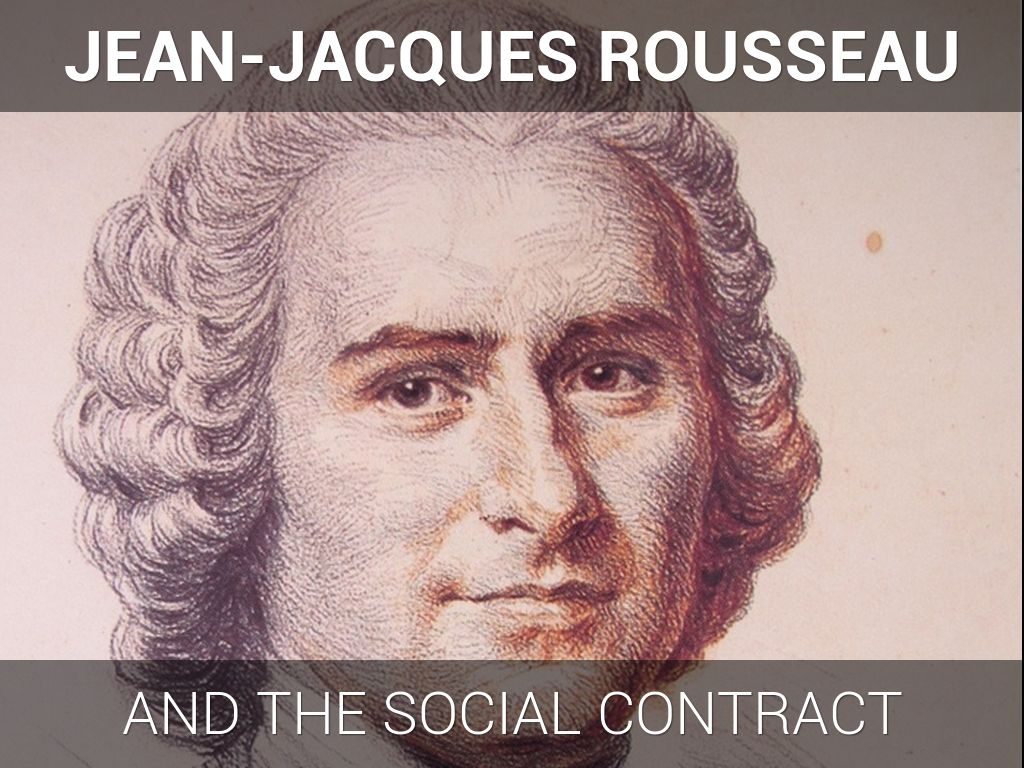 Jean-Jacques Rousseau's Social Contract