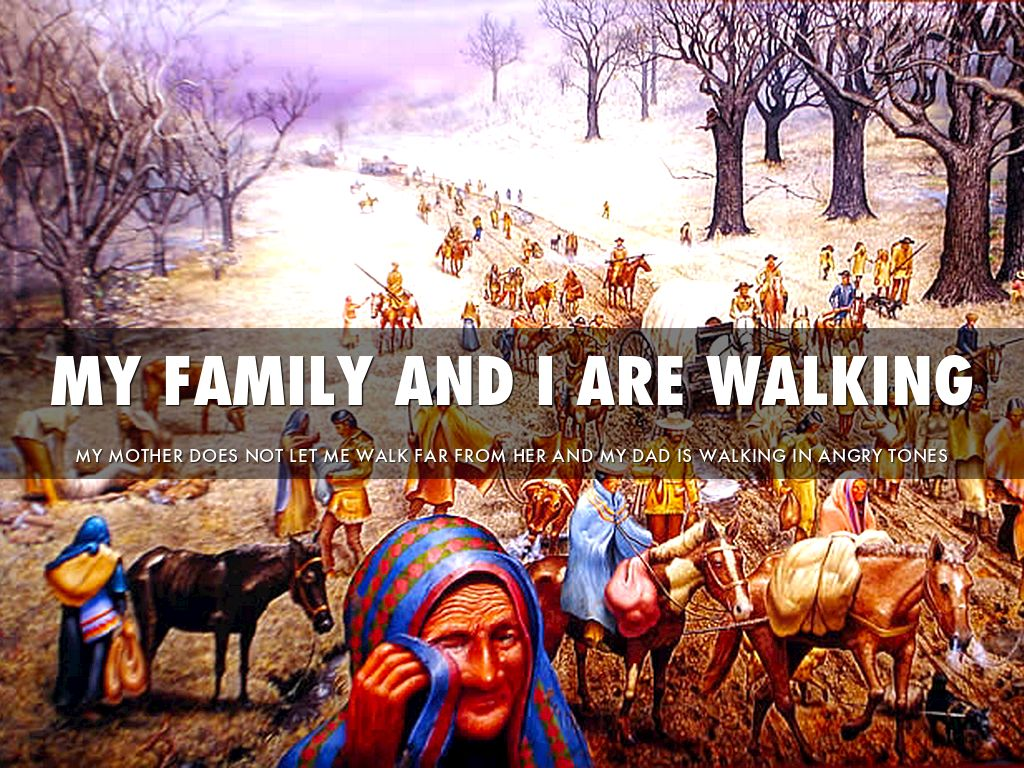 trail of tears vs the long walk The historic trail, set by law to mark the removal of cherokee people, is 2,200 miles (3,500 km) long it is called the trail of tears national historic trail it includes r outes taken by.