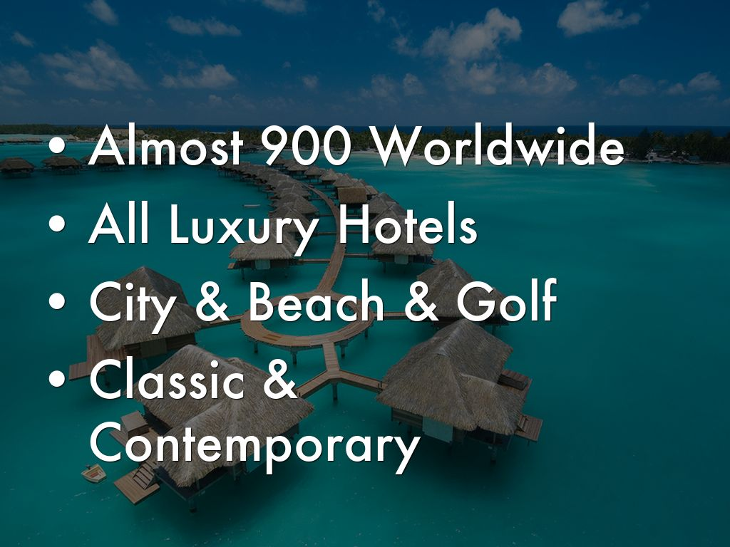 Which hotels