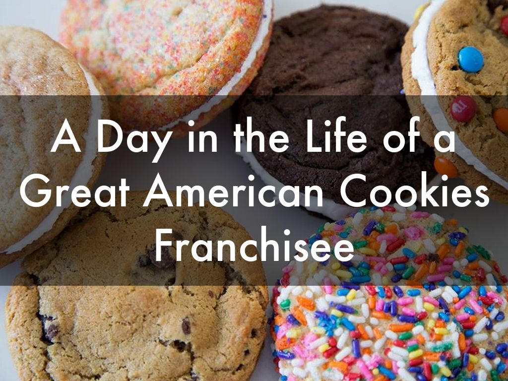 A Day in the Life of a Great American Cookies Franchisee