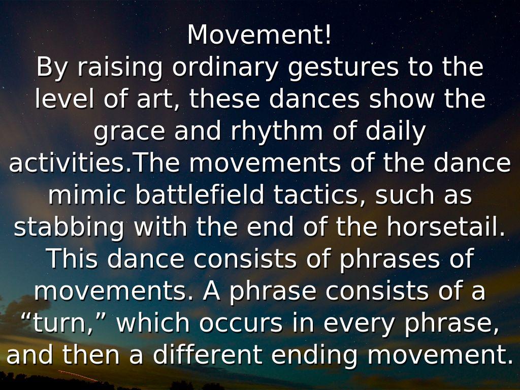 African Dance Summary Presentation   by vivianaflores98