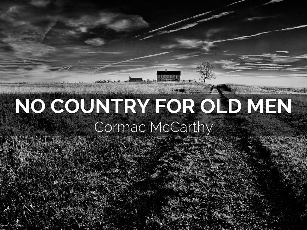 No Country For Old Men By Bmisere