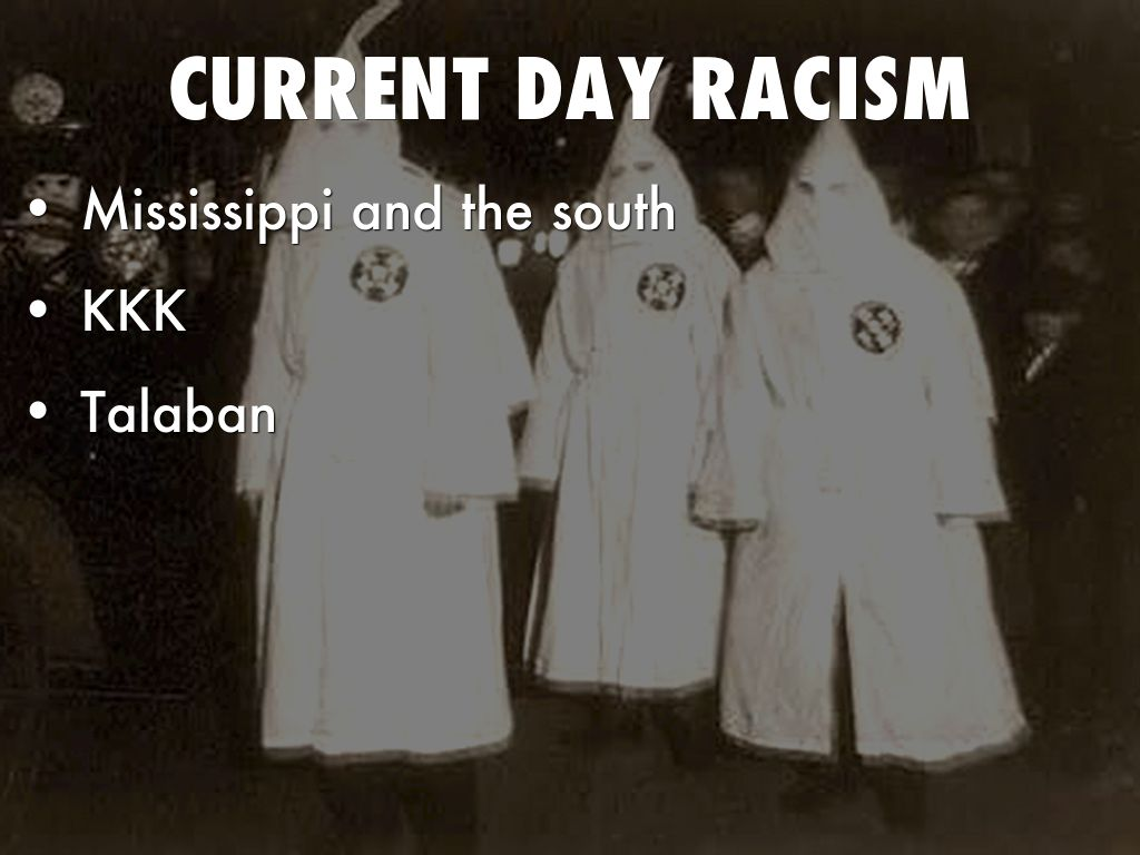 racism education then and now Even people that do not belong in these racially biased groups perform some acts of racism racism-then and now - essay by  racism in education: then and now .