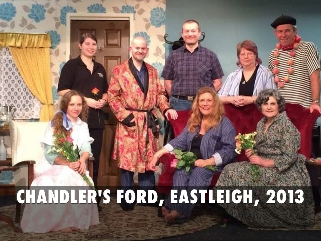 Chandler's Ford in Pictures - 2013