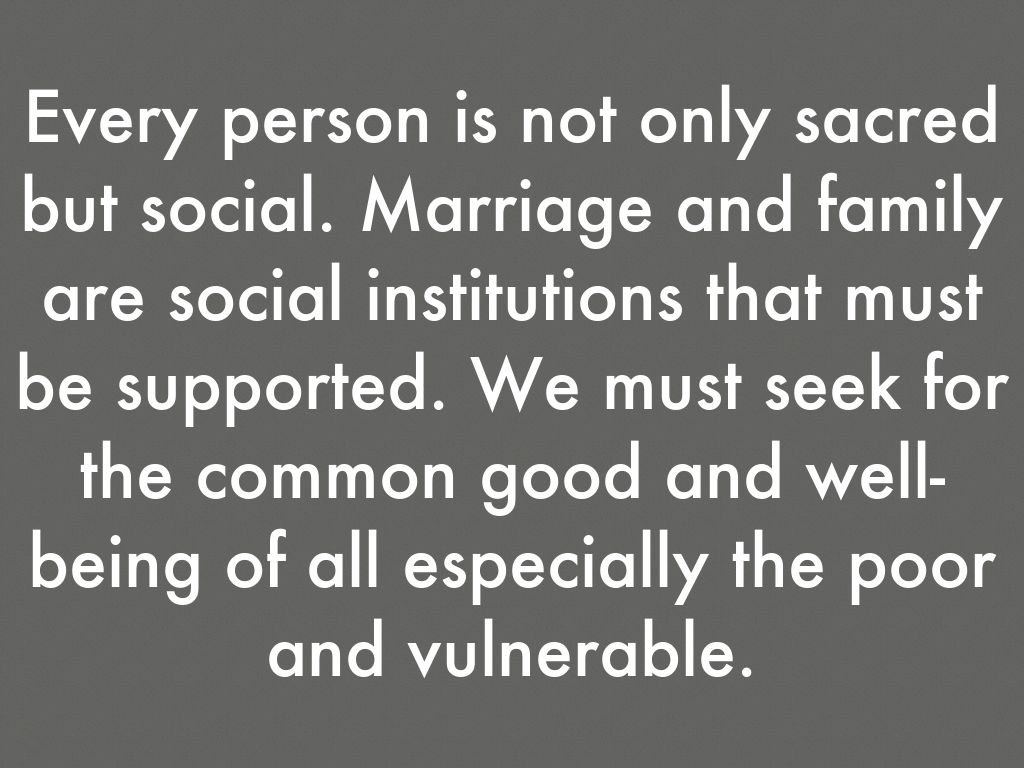 Mensagens Para Irmao: Catholic Social Teachings By Carter Avila-Linn