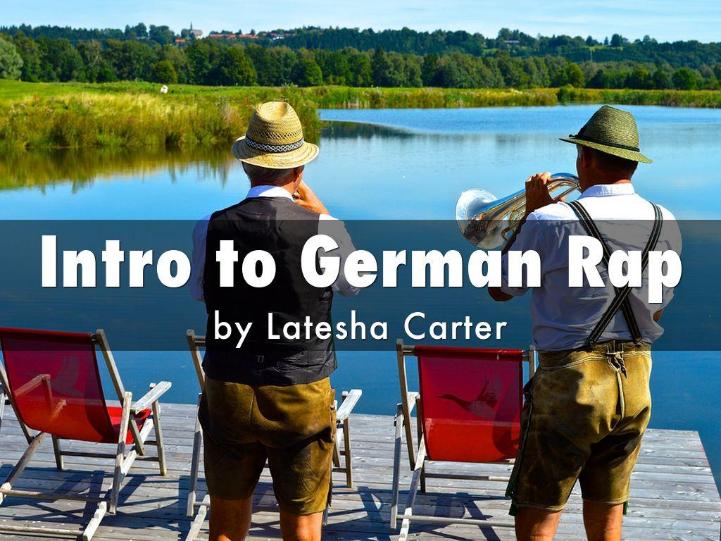 Intro to German Rap