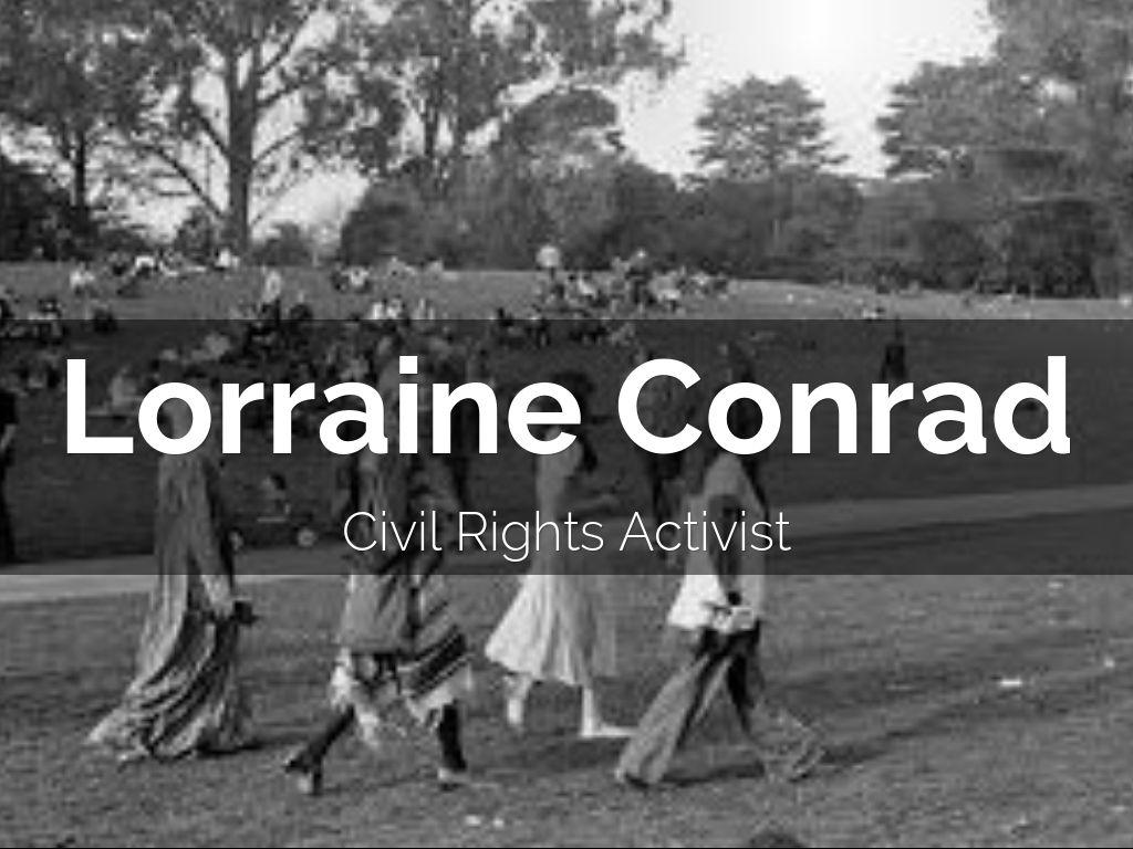Lorraine Conrad*