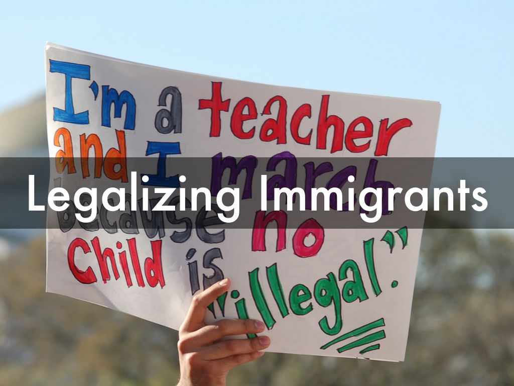 should all illegal immigrants be legalized The following are 19 very disturbing facts about illegal immigration that every american should know #1 57 percent of all households that are led by an immigrant (legal or illegal) are enrolled in at least one welfare program.
