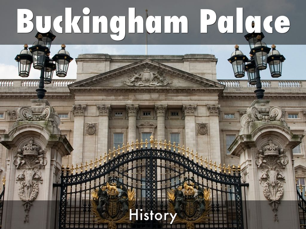 Buckingham Palace By Sophie Becker