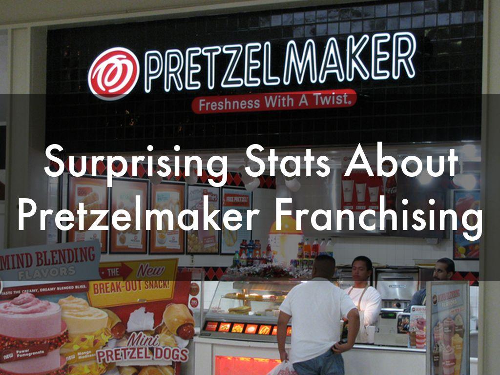 Surprising Stats About Pretzelmaker Franchising