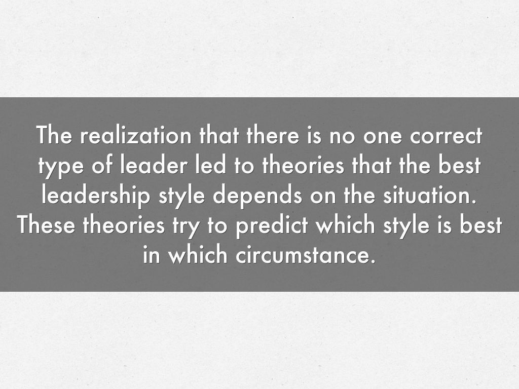Leadership by kuriats_olia