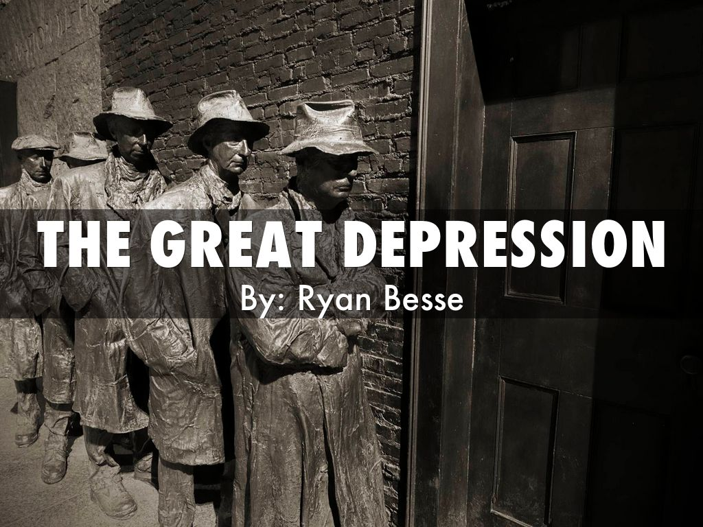 a look at greg squires description of the great depression Depression is a constant feeling of sadness and loss of interest feeling great having plenty of take a look at the general practitioners entry in our health.