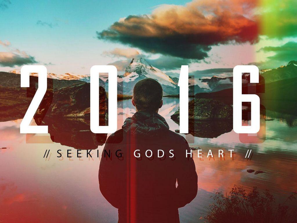 SEEKING GOD'S HEART - INTRO