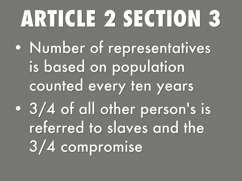 article ii section 10