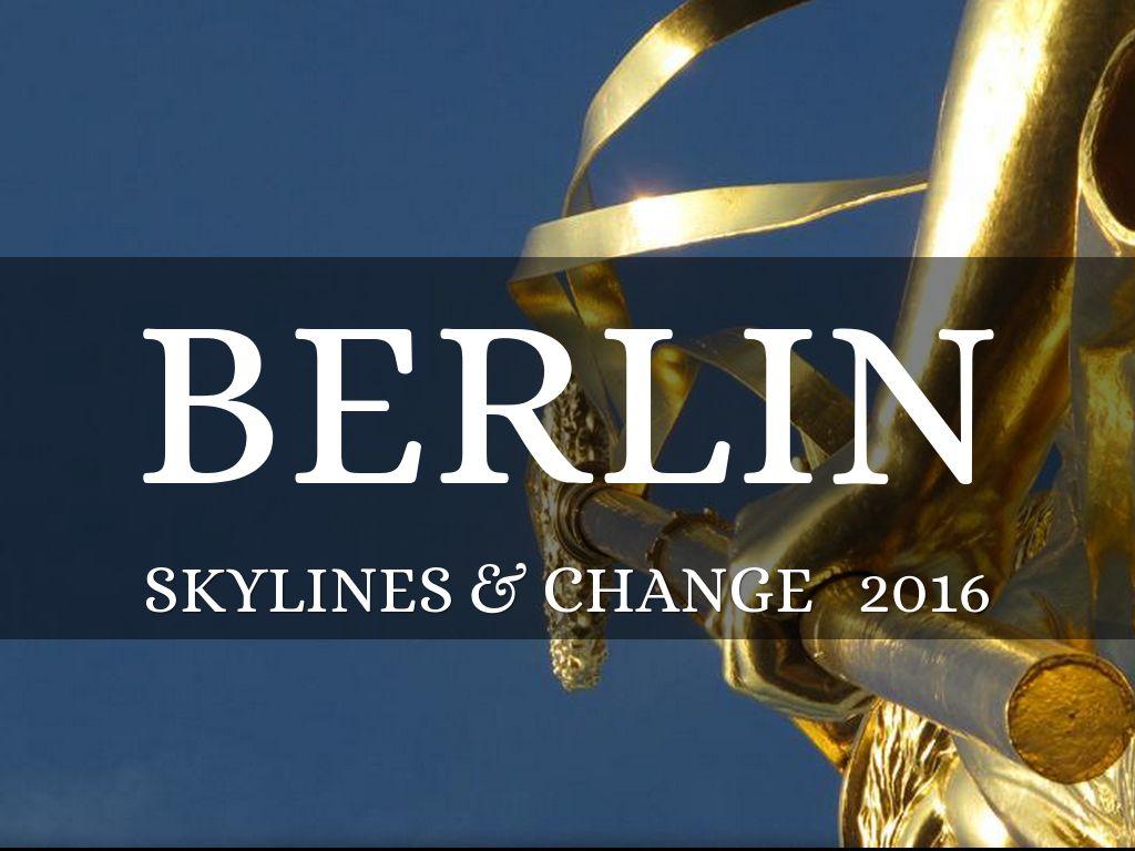 Kopie von berlin skylines