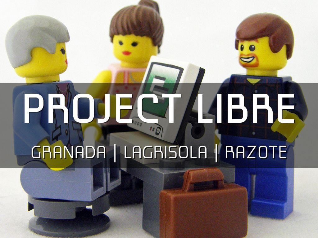 Project Libre by im_aprilann