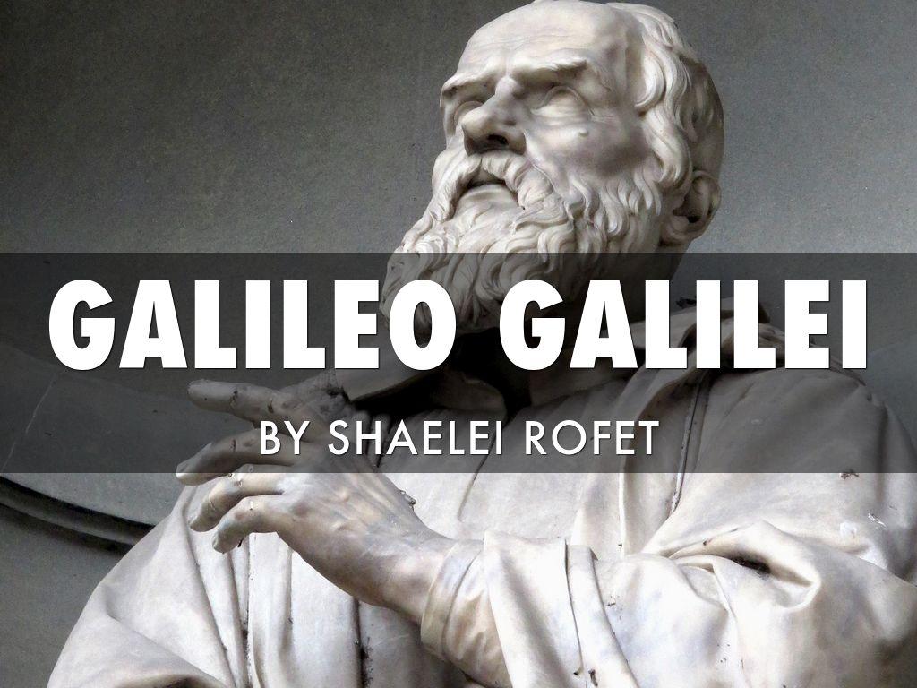 galileo galilei by shaelei rofet
