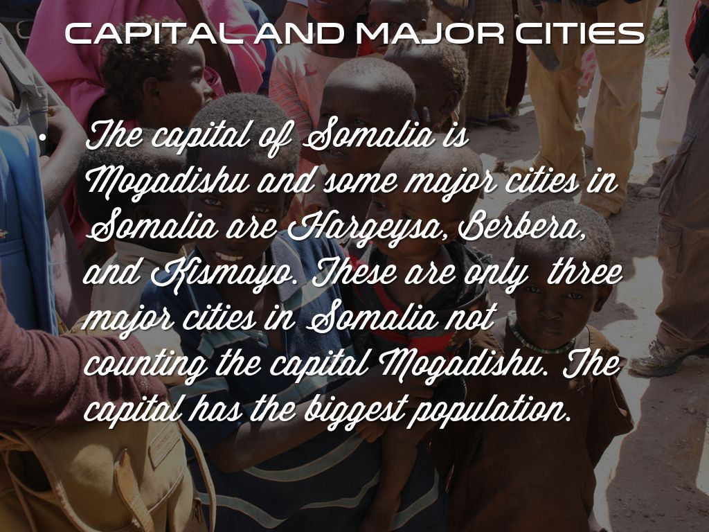 Somalia by Khadijah Siddiqui