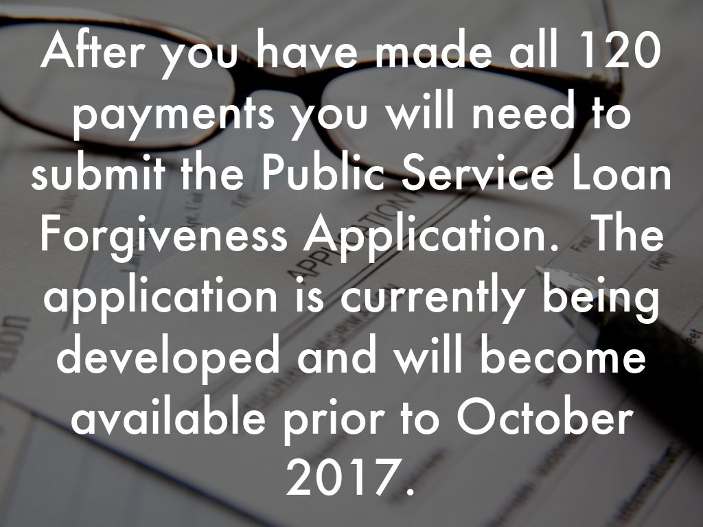 Public service loan forgiveness by jamie scatenato you are encouraged to submit a new form annually or at least whenever you change jobs to work for a new qualifying employer or you may submit all forms at 1betcityfo Image collections