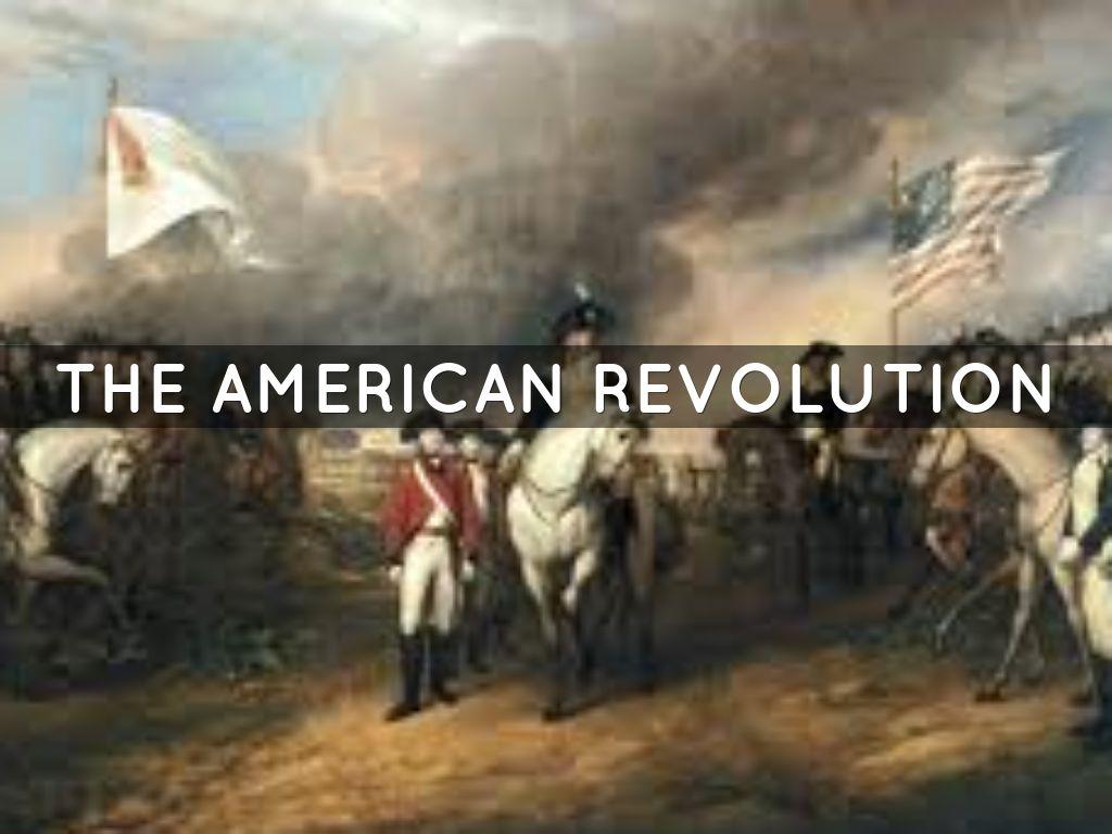 Haiku Deck American Revolution By Pks6817